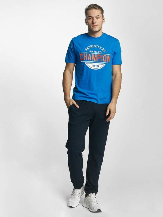 Champion Athletics T-Shirt Rochester New York bleu
