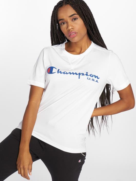 Champion Athletics T-Shirt Institutionals white