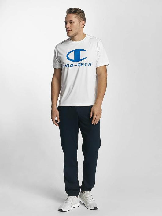 Champion Athletics T-Shirty Pro Tech bialy