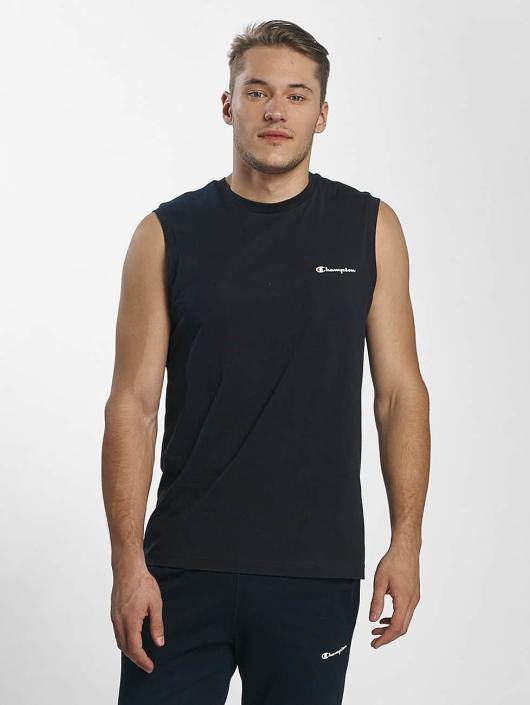Champion Athletics T-skjorter Sleeveless blå