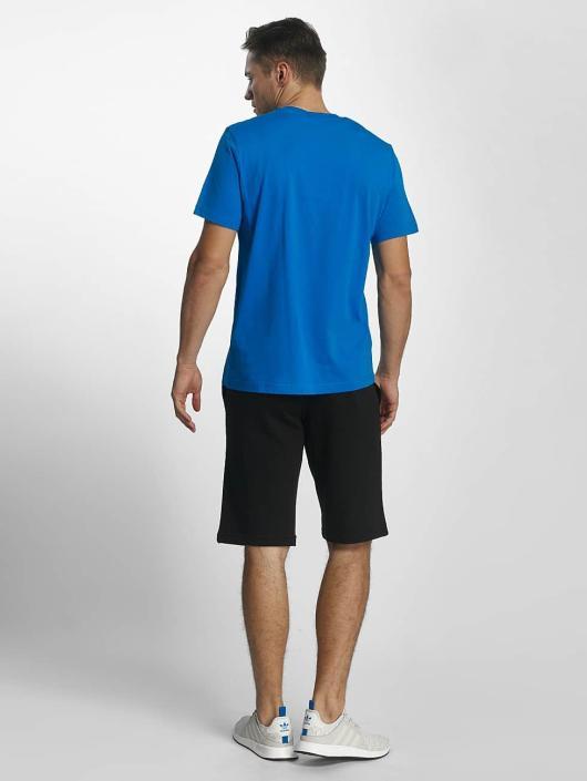 Champion Athletics T-skjorter Logo blå