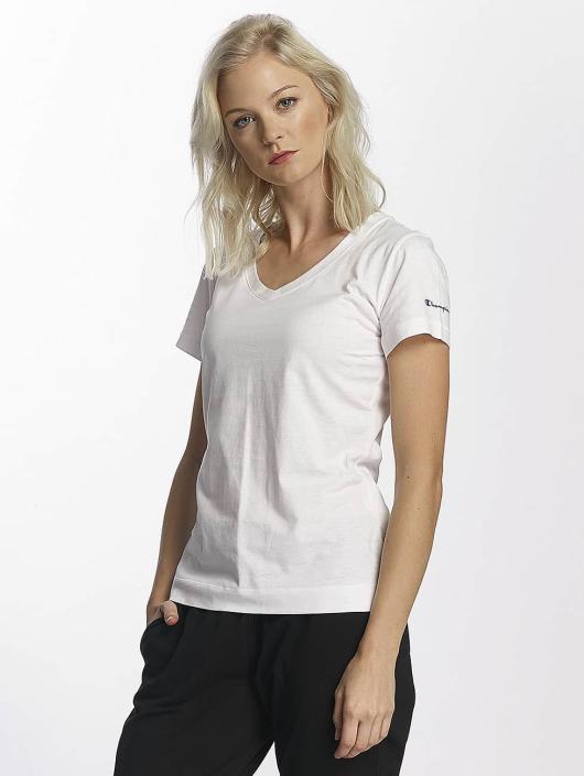 Champion Athletics T-skjorter Pipe hvit