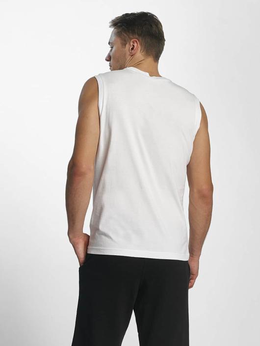 Champion Athletics T-skjorter Sleeveless hvit