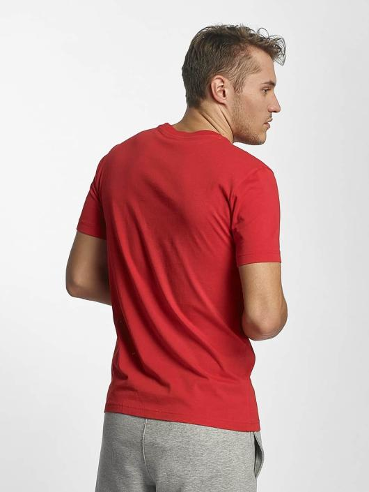 Champion Athletics T-skjorter Rockefeller red