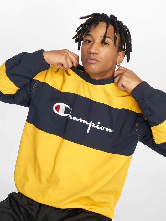 029b589cad Jaune 493377 Champion Reverse amp; Pull Sweat Homme ByqPA5wq