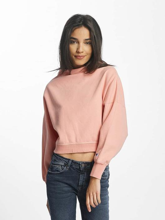 classic styles first look retail prices Champion Cropped Sweatshirt Rose