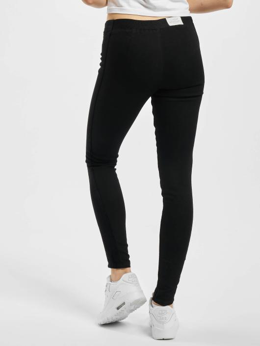 Cheap Monday Skinny Jeans High Spray schwarz