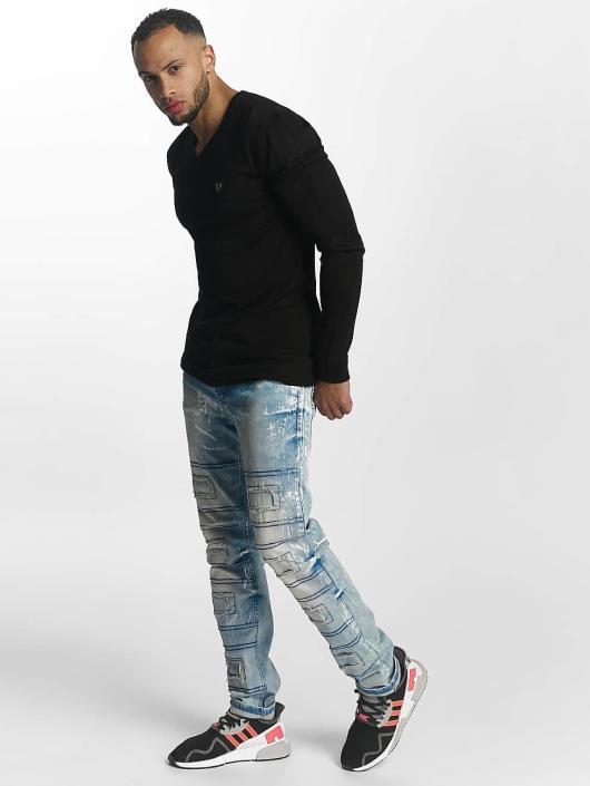 Cipo & Baxx Jean coupe droite Louis bleu