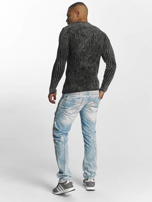 Cipo & Baxx Jean coupe droite James bleu