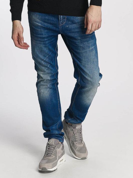 Cipo & Baxx Jean coupe droite Premium bleu
