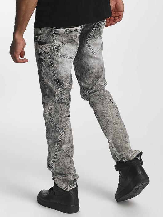 Cipo & Baxx Jean slim Sergio gris