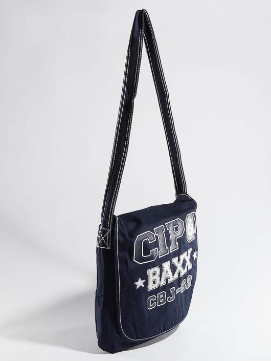 Cipo & Baxx Laukut ja treenikassit Denim sininen
