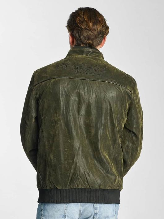 Cipo & Baxx Lightweight Jacket Maveric green