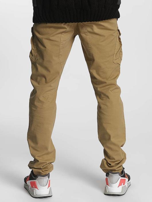 Cipo & Baxx Pantalon chino William beige