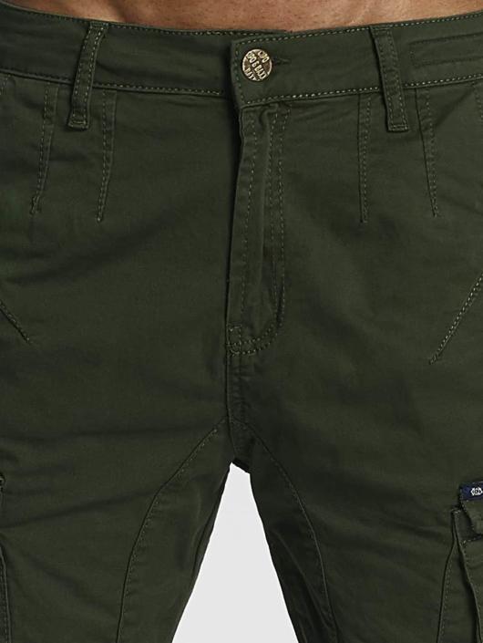 Cipo & Baxx Pantalon chino William kaki