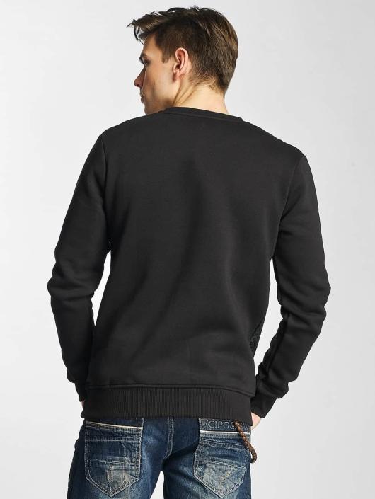 Cipo & Baxx Pullover Niam black