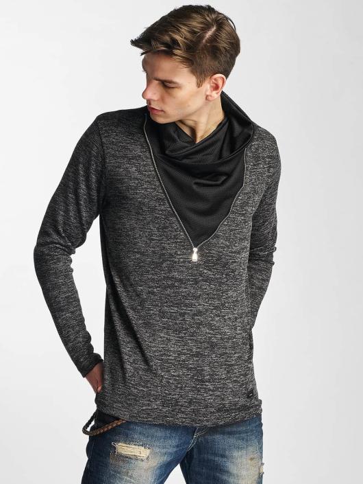 Cipo & Baxx Pullover Damba schwarz