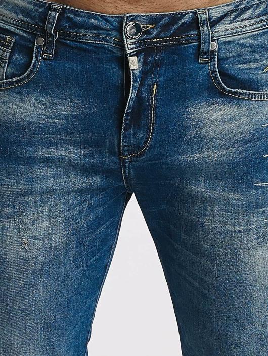 Cipo & Baxx Slim Fit Jeans Jamie modrý