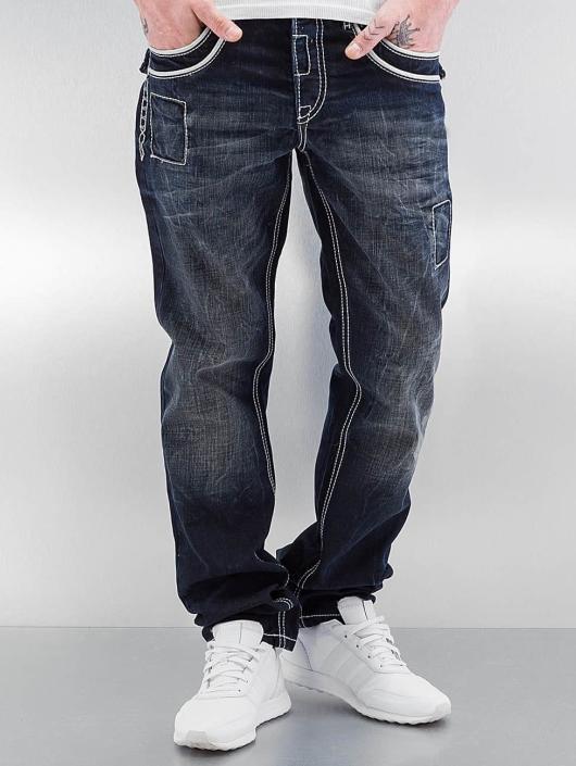 Cipo & Baxx Straight Fit Jeans Blackpool blau