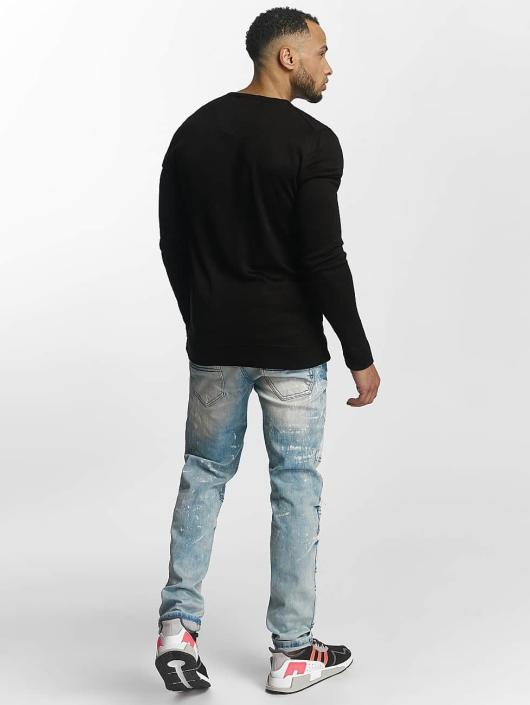 Cipo & Baxx Straight fit jeans Louis blauw