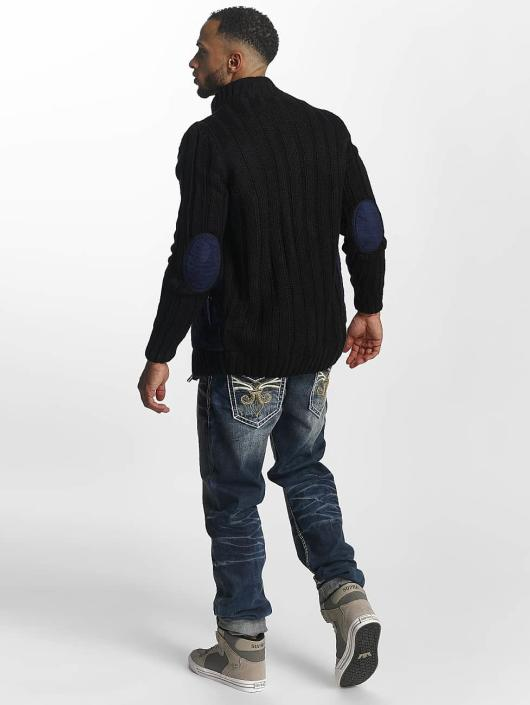 Cipo & Baxx Straight fit jeans Damian blauw