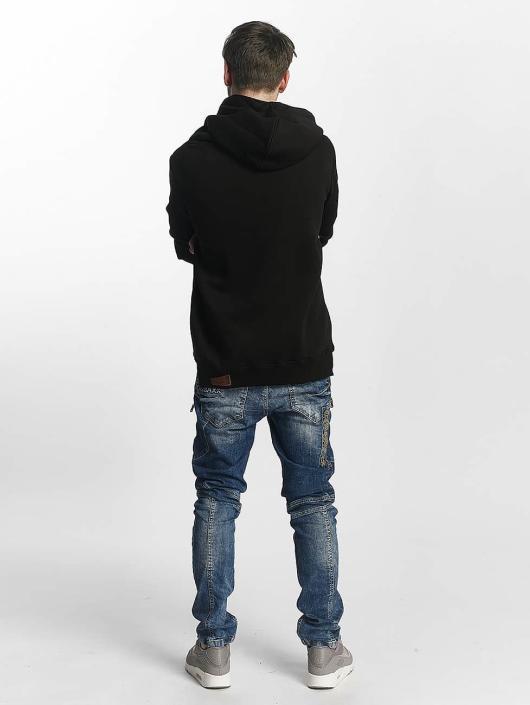 Cipo & Baxx Straight fit jeans Fernando blauw
