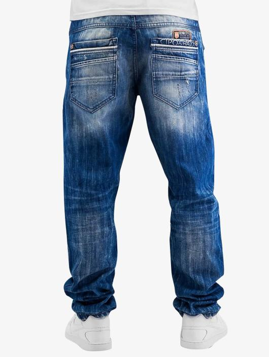 Cipo & Baxx Straight Fit Jeans Regular blue