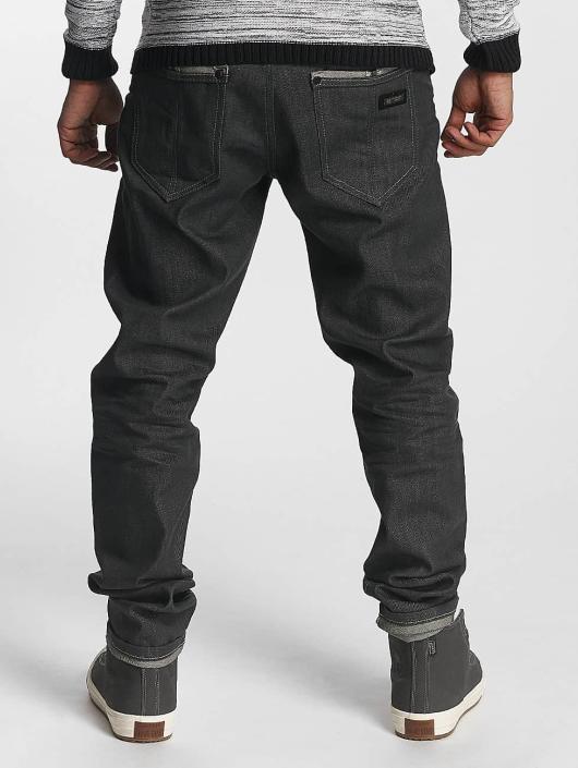 Cipo & Baxx Straight fit jeans Mick grijs