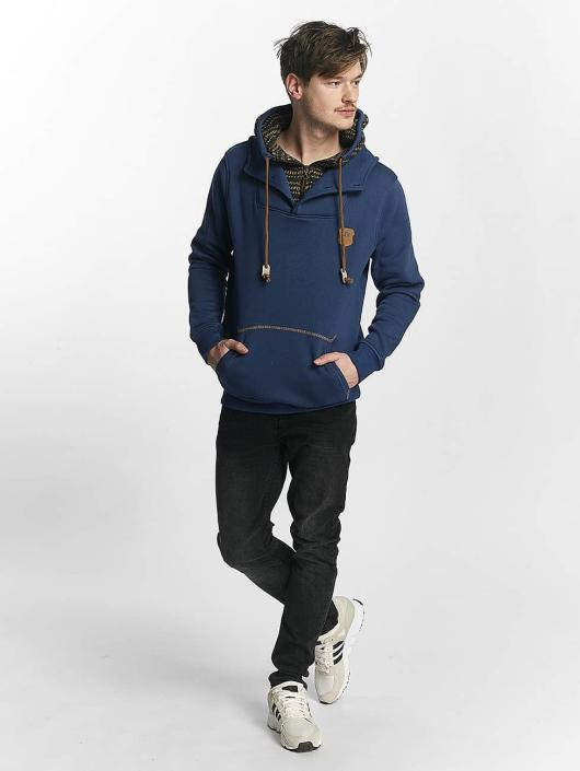 Cipo & Baxx Sweat & Pull Double Collar indigo