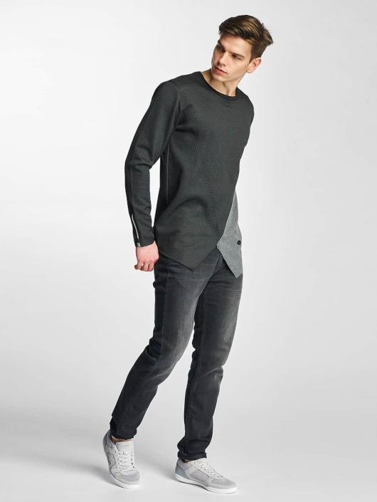 Cipo & Baxx Swetry Kanzi czarny