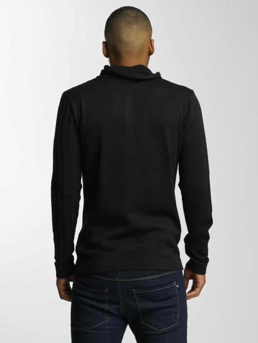 Cipo & Baxx Swetry Soel czarny