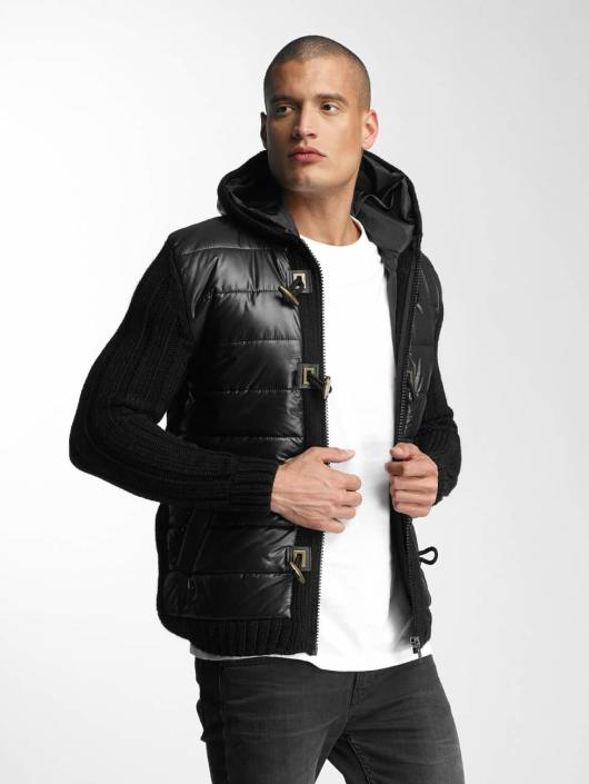 Cipo & Baxx Transitional Jackets Bubble svart