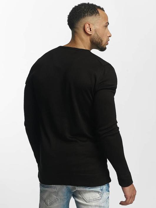 Cipo & Baxx trui Elian zwart