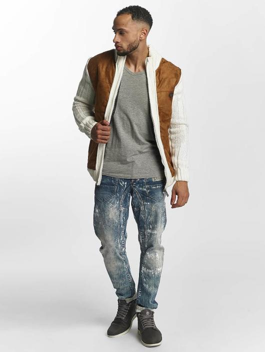 Cipo & Baxx vest Magnus bruin