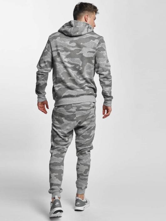 Cipo & Baxx Zip Hoodie Akron gray