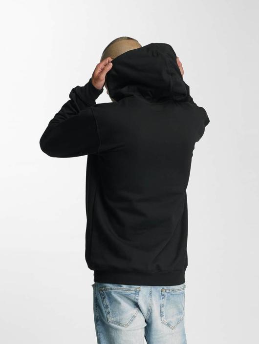Cleptomanicx Hoody Möwe schwarz