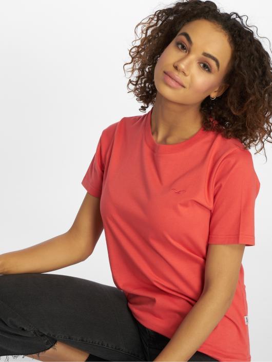 Cleptomanicx T-Shirt Ligull rot