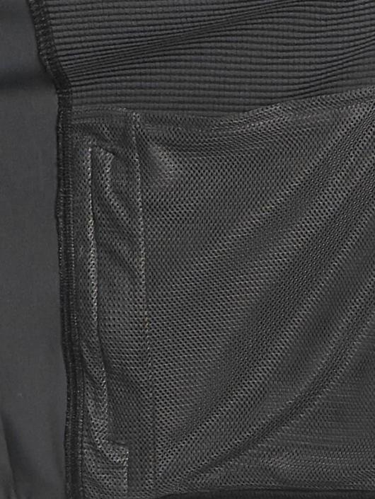 Columbia Chaqueta de entretiempo Triple Canyon Hooded Fleece negro