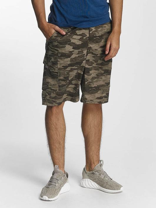 Columbia Pantalón cortos Silver_Ridge camuflaje