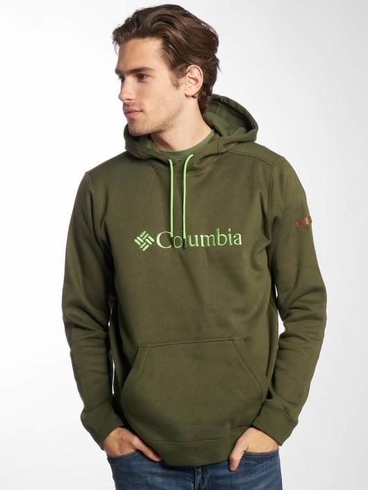 Columbia Sweat capuche CSC Basic Logo II olive