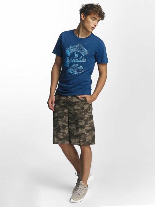 Columbia T-Shirt CSC Elements bleu