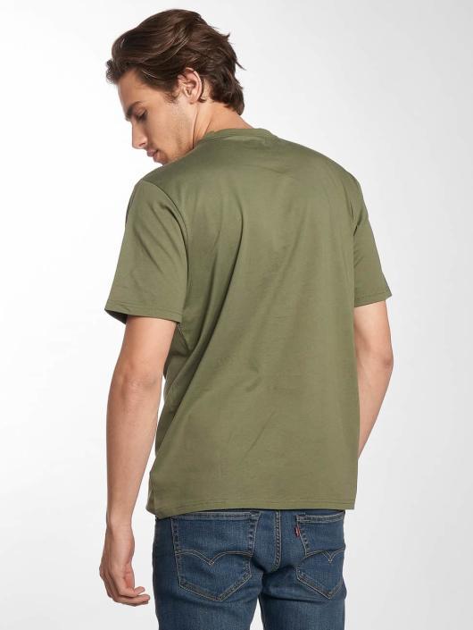 Columbia T-Shirt CSC Basic Logo olive