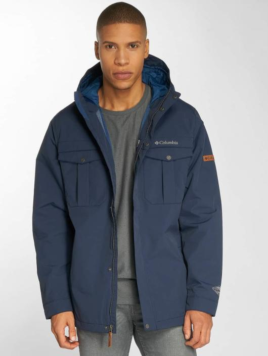 Columbia Transitional Jackets Weiland Crossing blå