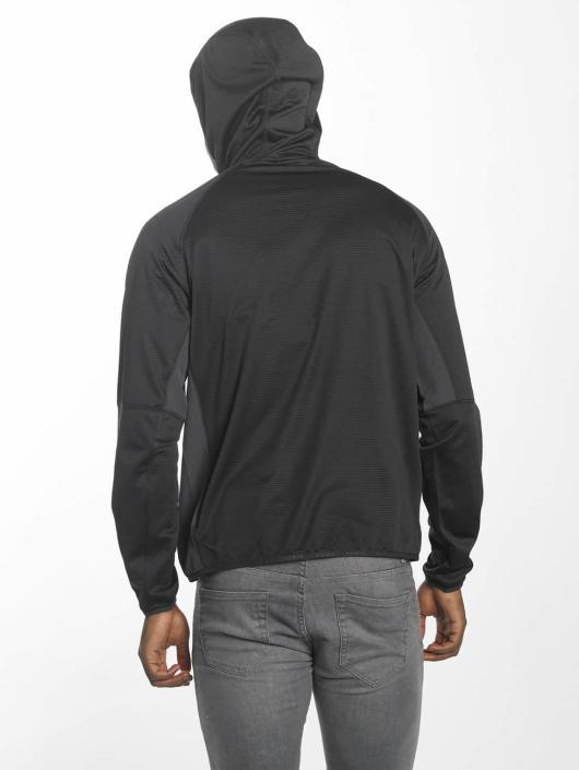 Columbia Veste mi-saison légère Triple Canyon Hooded Fleece noir