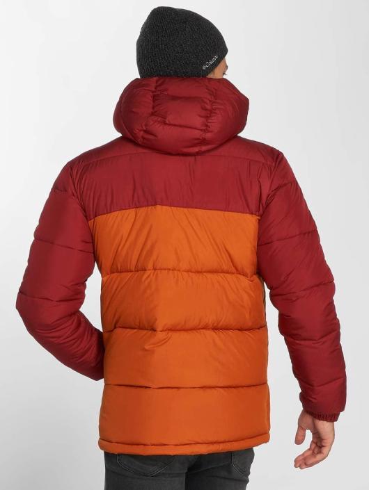 Columbia winterjas Pike Lake Hooded rood