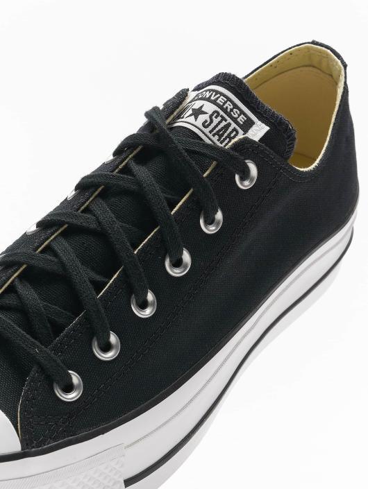Converse Sneaker Chuck Taylor All Star Lift OX schwarz