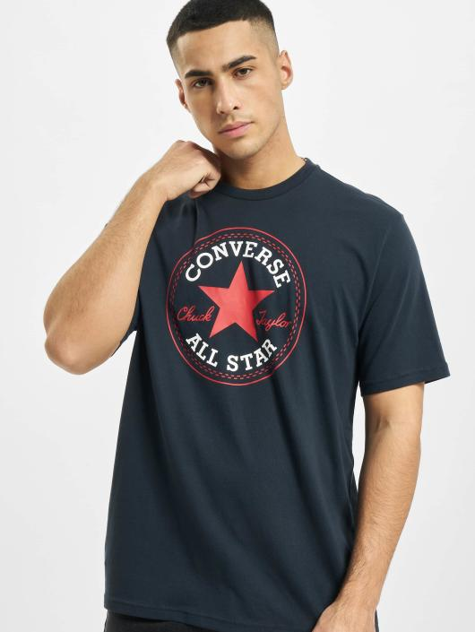 Converse T-Shirt CT Patch schwarz