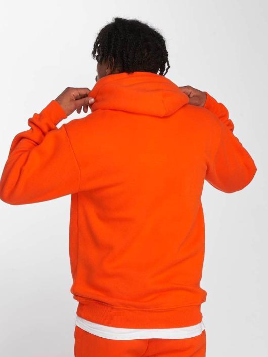 Criminal Damage Hoody Hiber orange