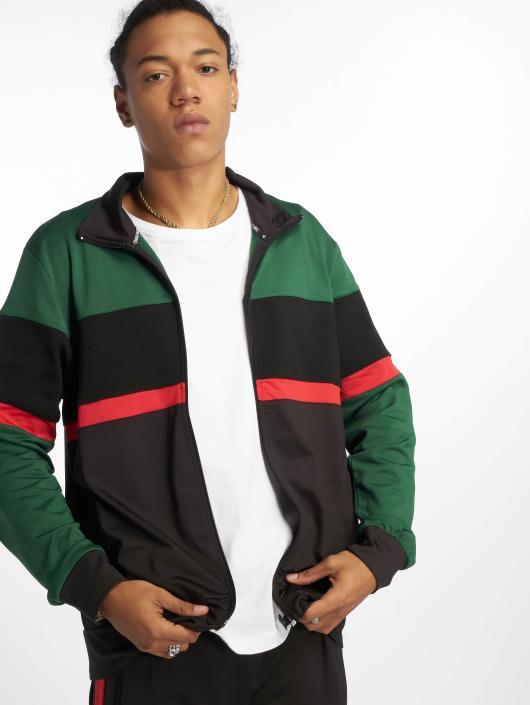 Criminal Damage Lightweight Jacket Curzon black