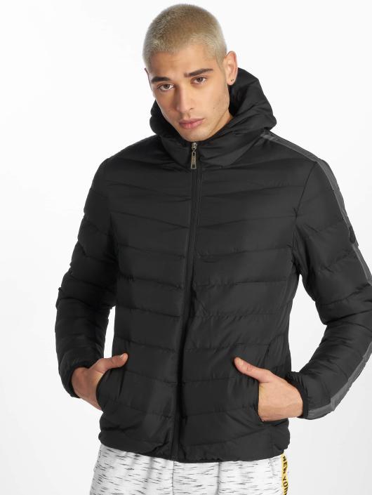 Criminal Damage Puffer Jacket Mitch grey